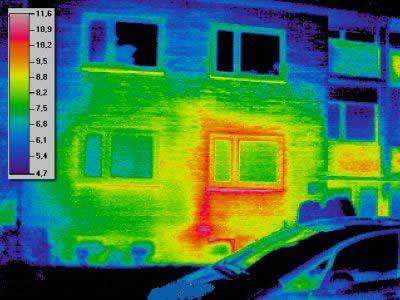 Ricerca perdite acqua ricerche perdite acqua infiltrazioni acqua localizzazione perdita acqua - Ponte termico finestra ...
